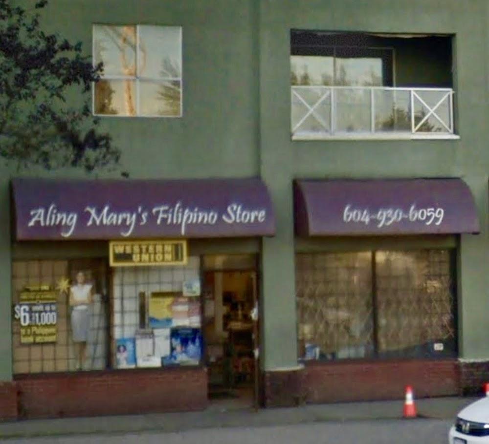 Aling Mary's Filipino Store & Bakery