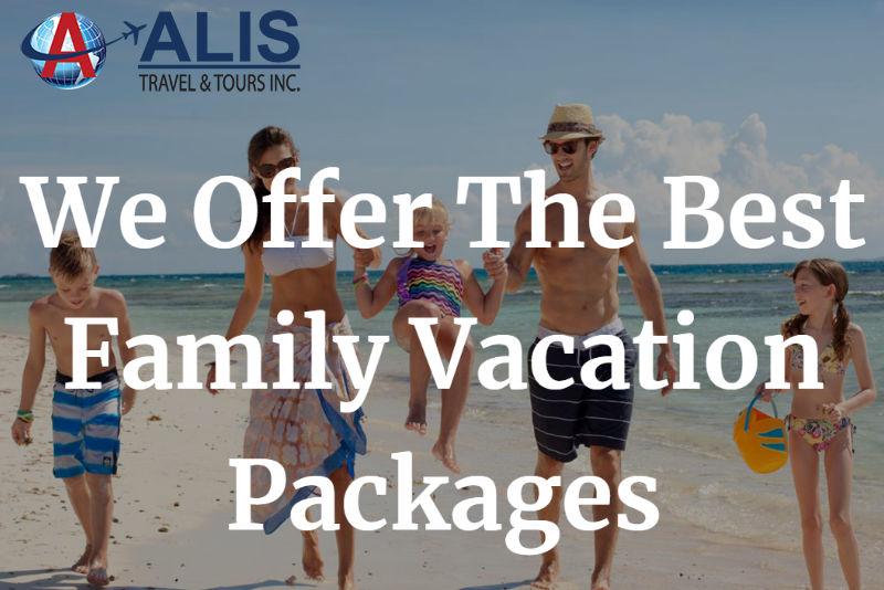 Alis Travel & Tour Inc