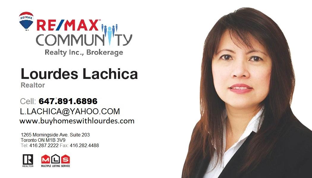 REALTOR Lourdes Lachica